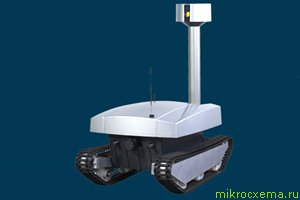 Mosro (Mobile Security-Robot) от «Robowatch Technologies»