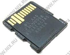 Вид сзади Memory Stick Micro (M2)