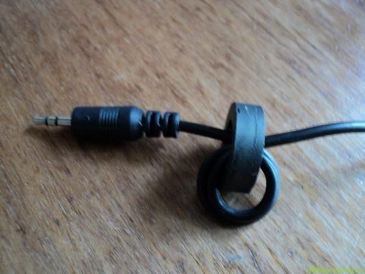 Штекер аудио 3,5 мм