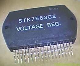 Микросхема STK7563GII