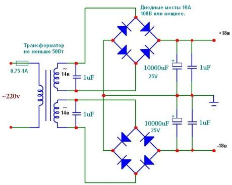 ...(2030) - опубликовано в Усилители мощности на микросхемах TDA2030/TDA2050/LM1875: kollexa прислушайтесь к мнению...
