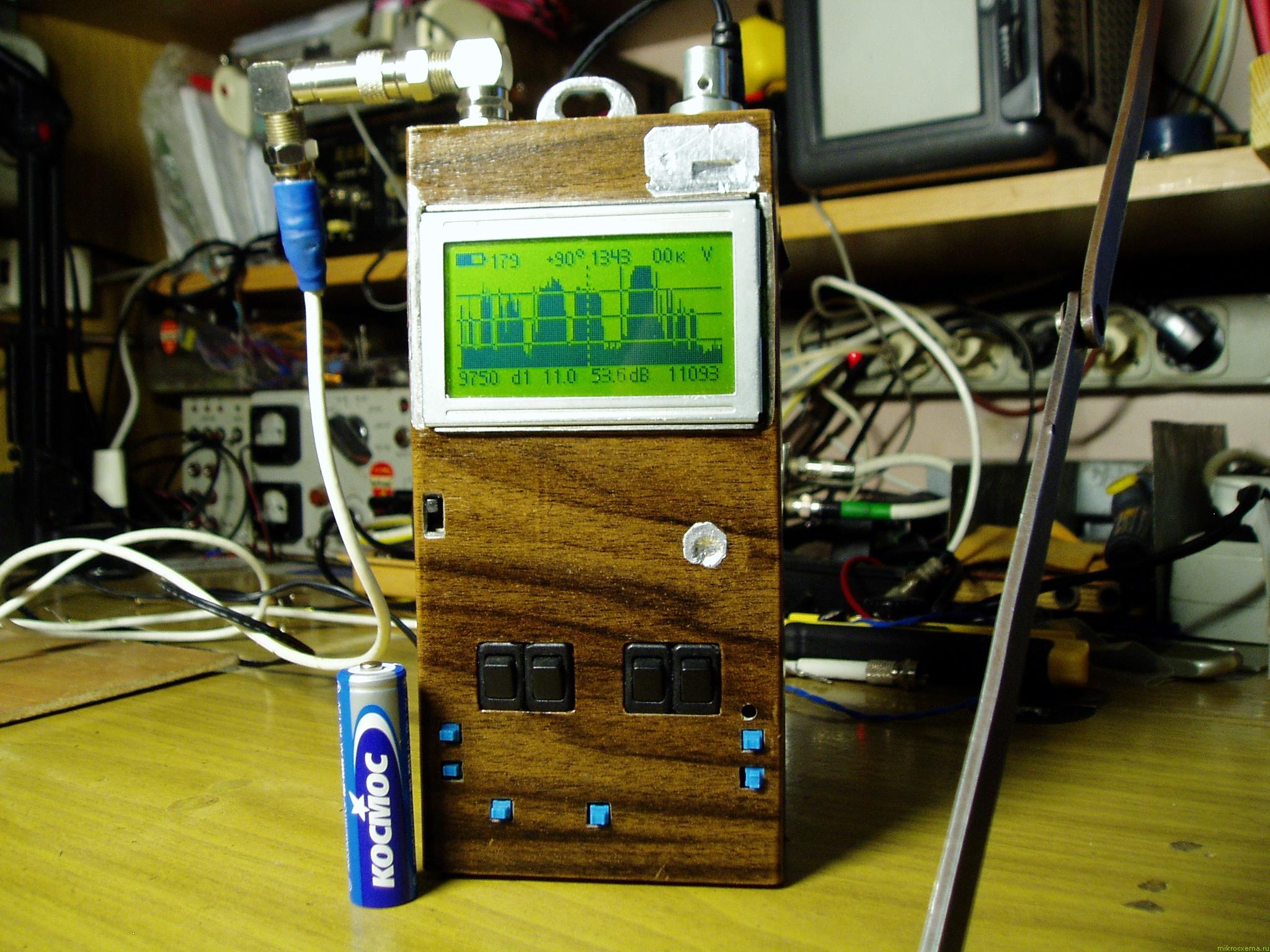 Радио ретранслятор своими руками 37